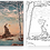 """Thumbnail: Printable Anxiety Relief Coloring Book """"Animal Friends"""""""