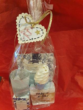 Classic linen gift set