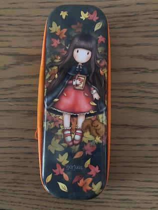 Pencil Case Autumn Leaves