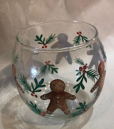 Gingerbread Tealight Holder
