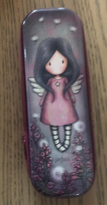 Tin Pencil Case Little Wings