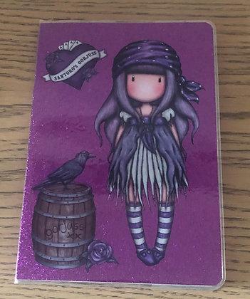 Sea Nixie Glitter Notepad