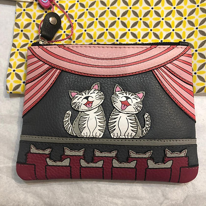 Show Cats Coin Purse