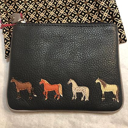 Pony Purse Leather