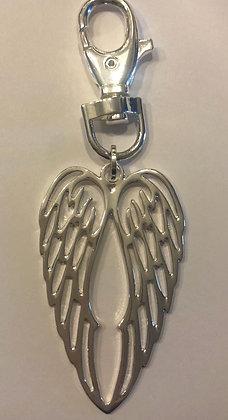 Angel Wing Keyring