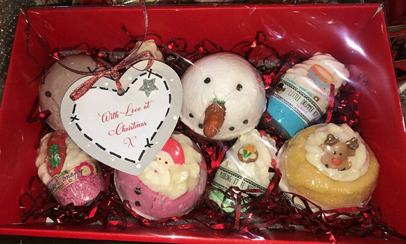 Bathbomb Gift Set Large