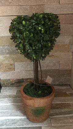 Small Heart Topiary