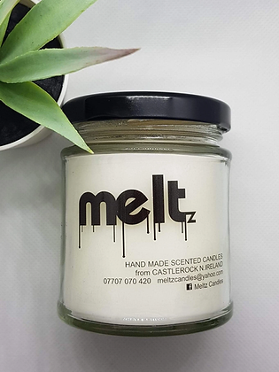 Meltz Small Candle