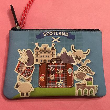 Scotland Purse