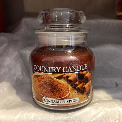 Country Candle Small Jars