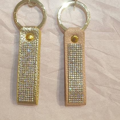Diamanté Keyrings