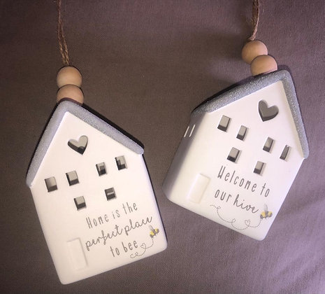 LED houses (sold individually)