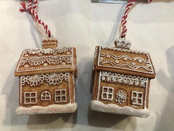 3D Ginger House