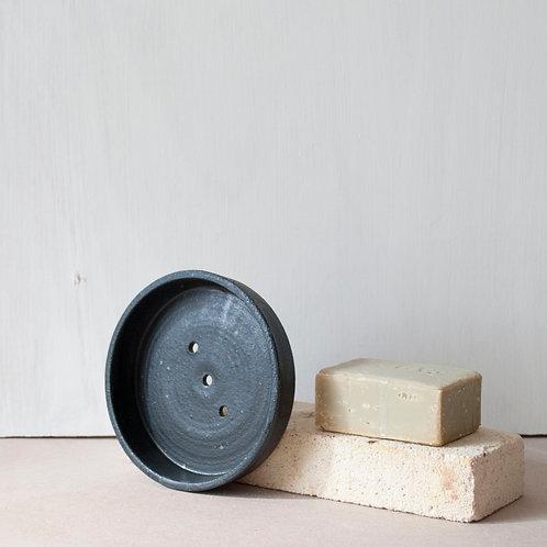 Soap Dish / Charcoal
