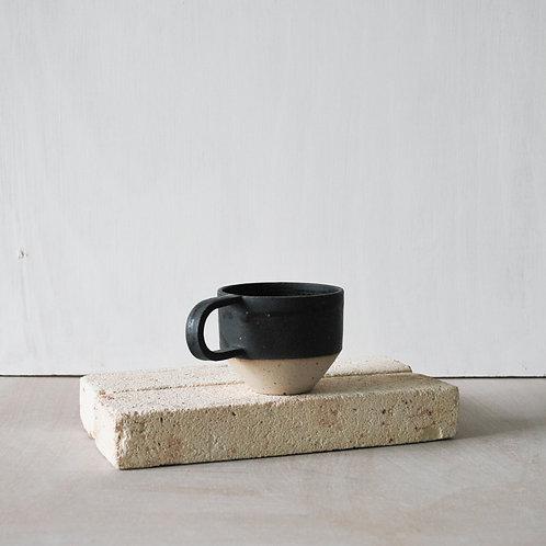 Small Ridge Cup / Charcoal