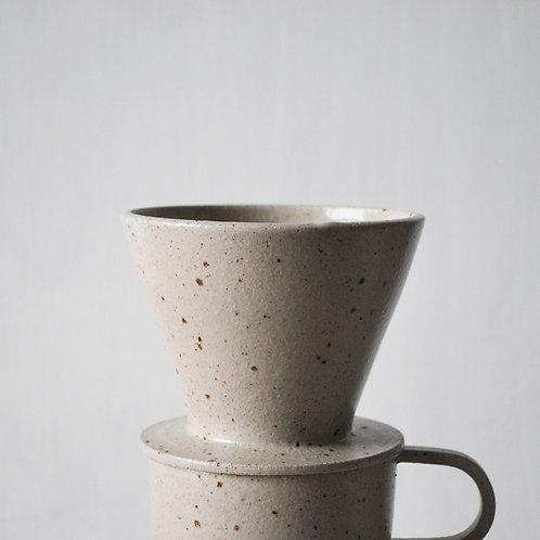 Filter Coffee Dripper / Nude