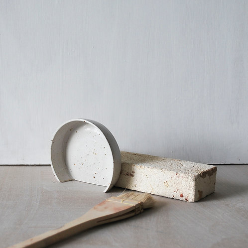 Spoon Rest / Satin White
