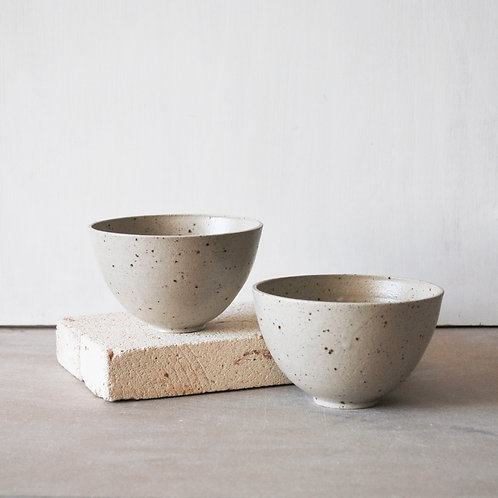 Snack Bowl / Nude