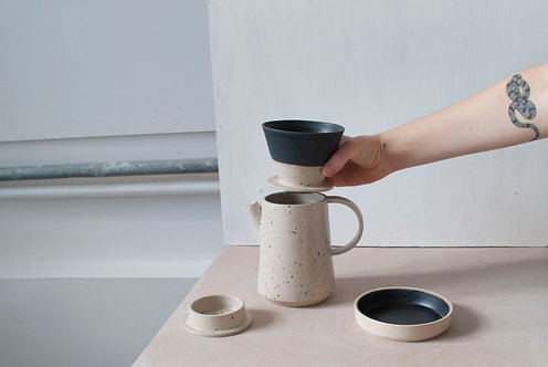 Filter Coffee Dripper / Charcoal Dip
