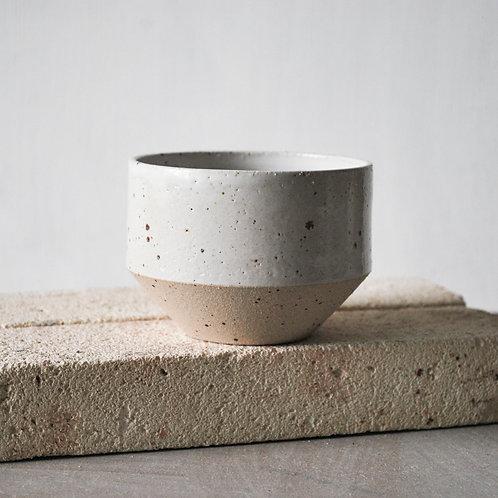 Teabowl / Satin White