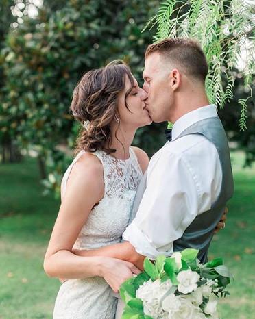 Congratulations Mr. & Mrs. Bates! ❤️❤️❤️
