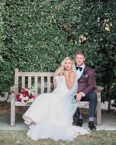 Just a peek from yesterday stunning wedd