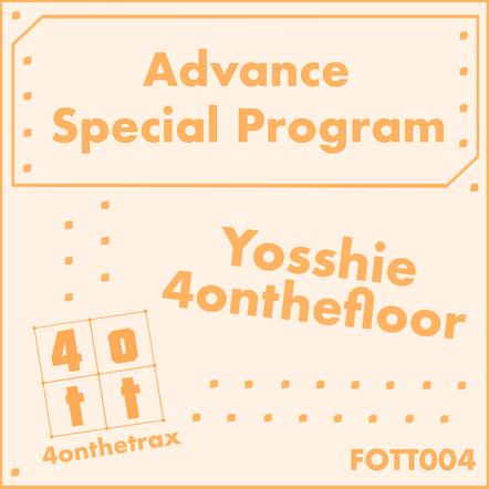 Advance Special Program