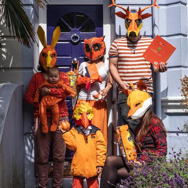 Best dressed group