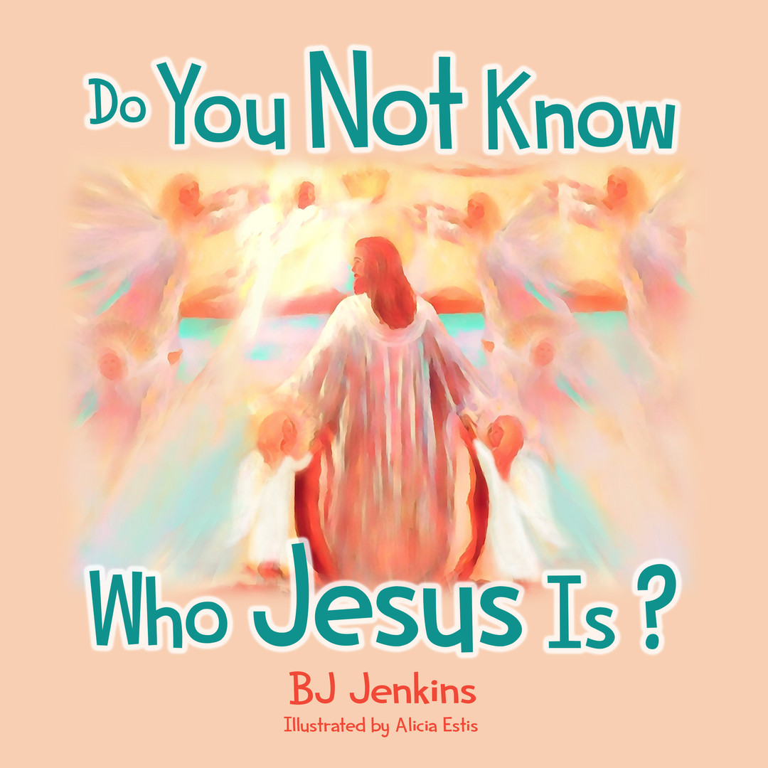 8.5x8.5 eBook Do You Not Know Who Jesus