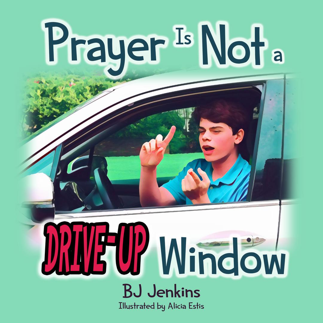 8.5x8.5 LIGHTER  Prayer Is Not A Drive U