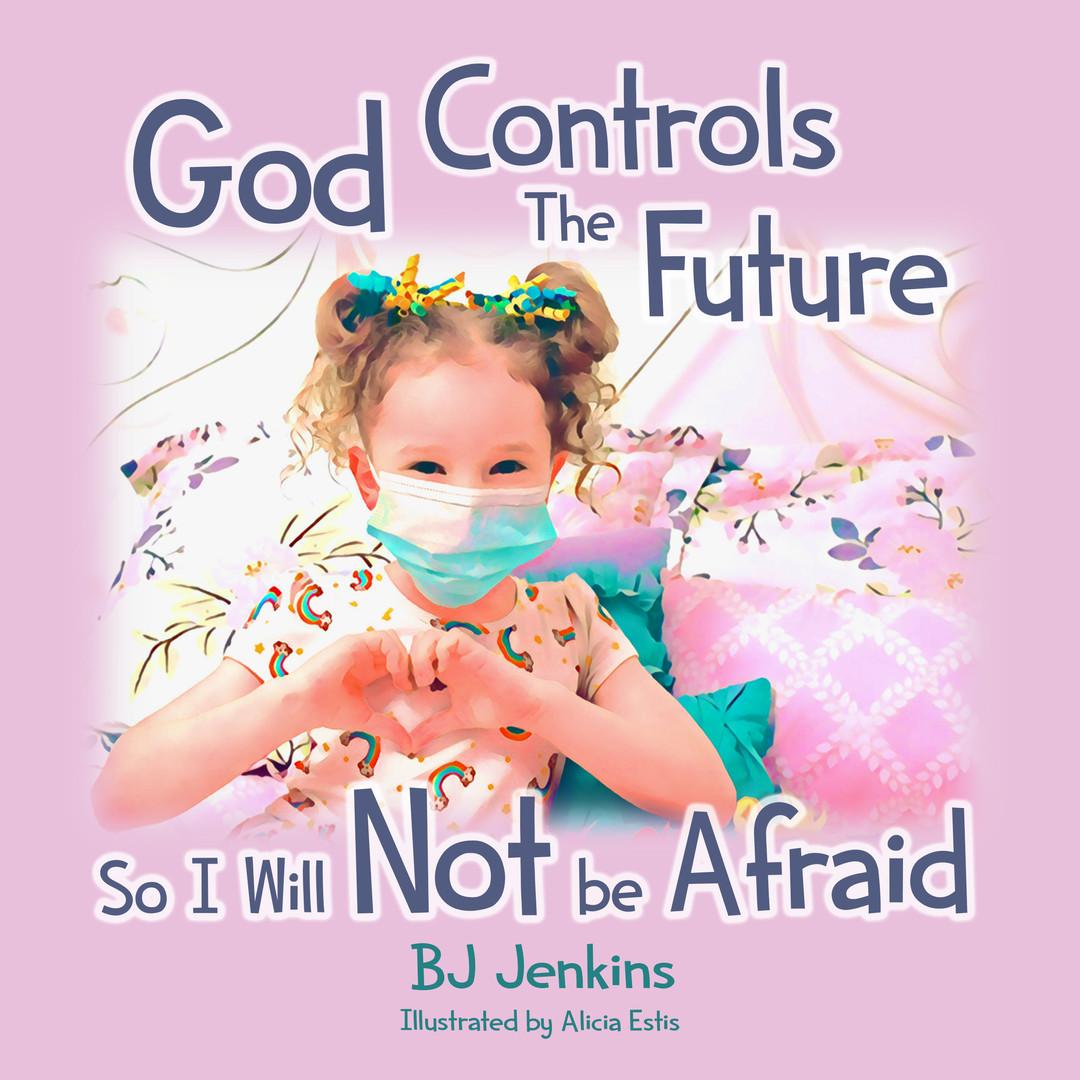 FIXED 8.5x8.5 VIBRANT God Controls The F