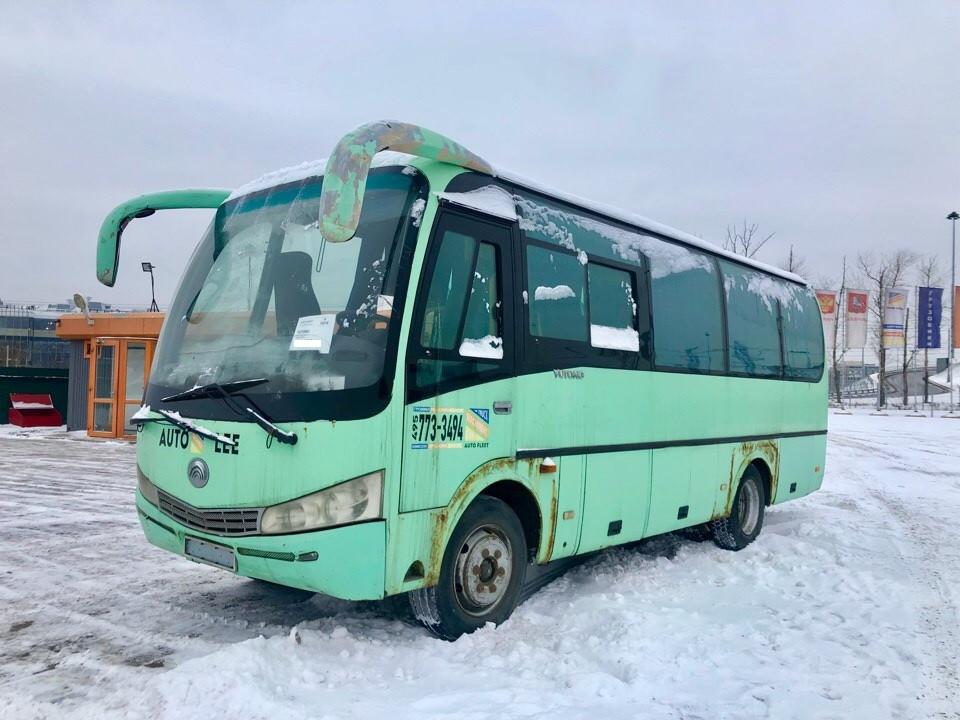 Автобус Youtong