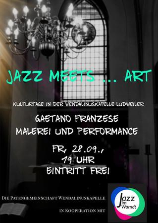 Jazz meets....   Art