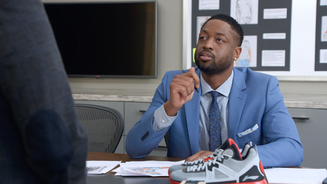 Amazon x Dwyane Wade