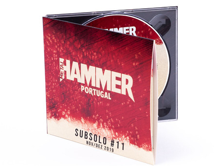 DF on Metal Hammer Portugal sampler CD!