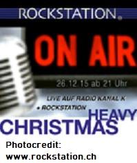 Heavy Christmas @ Kanal K / Rockstation.ch