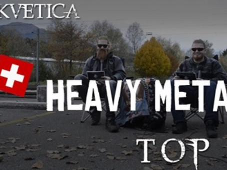 Swiss Heavy Metal - Top 10 Bands!