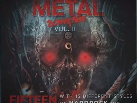 DF on Underground Metal Sampler Vol. 2
