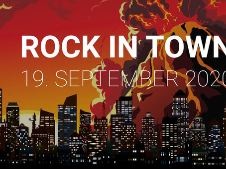 DRIVING FORCE - Confirmed for ROCK IN TOWN - 19. September 2020 Grabenhalle, St. Gallen