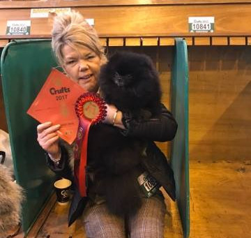 1ST PLACE PGD CRUFTS 2017