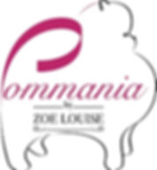 Pommania pomeranians logo