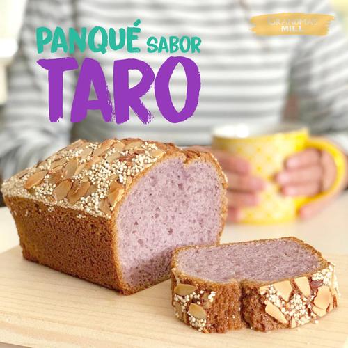 Panqué sabor Taro Grandma's Mill