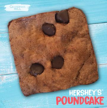 Hershey's Poundcake Grandma's Mill