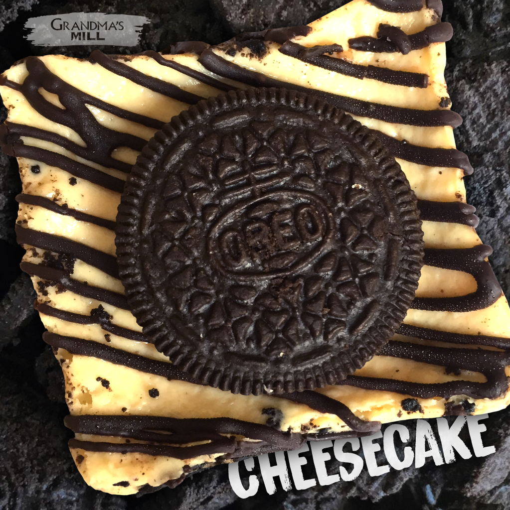 Cheesecake Oreo Grandma's Mill