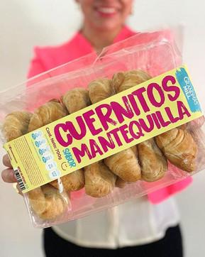 Cuernitos sabor mantequilla Grandma's Mill