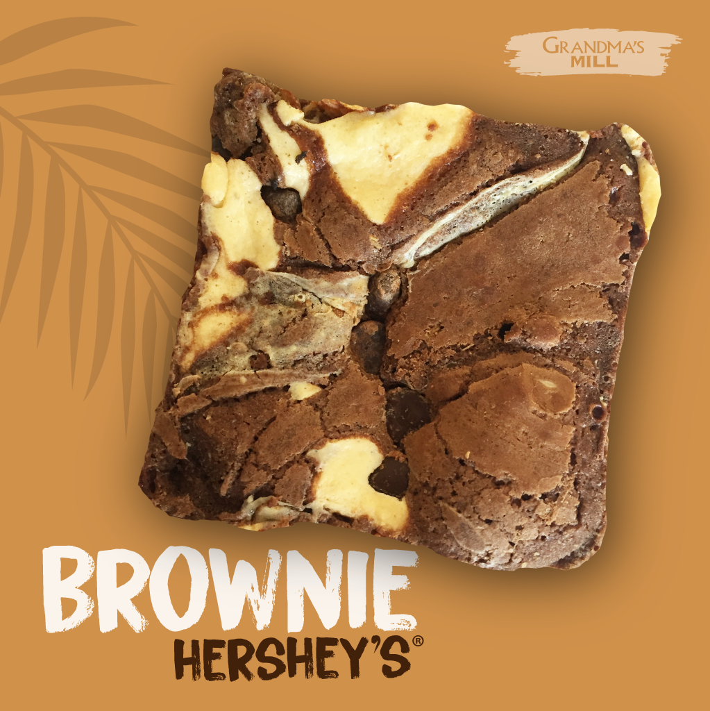 Brownie Hershey's Grandma's Mill