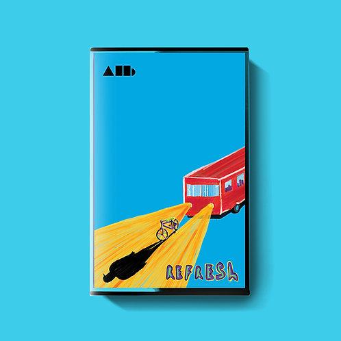 fita cassete (k7) allb | refresh