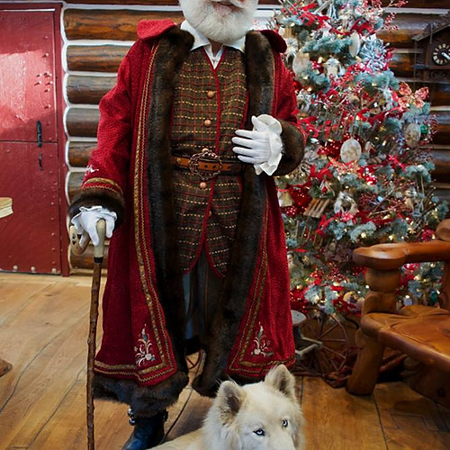 SkyPark at Santa's Village- Costume, Uniform & Retail Design