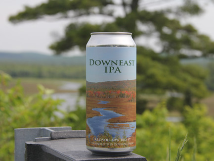 Downeast IPA supports the Downeast Salmon Federation