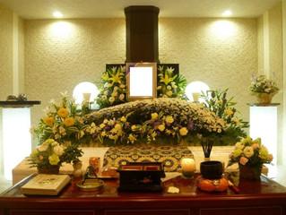 【葬儀事例】大阪市での家族葬